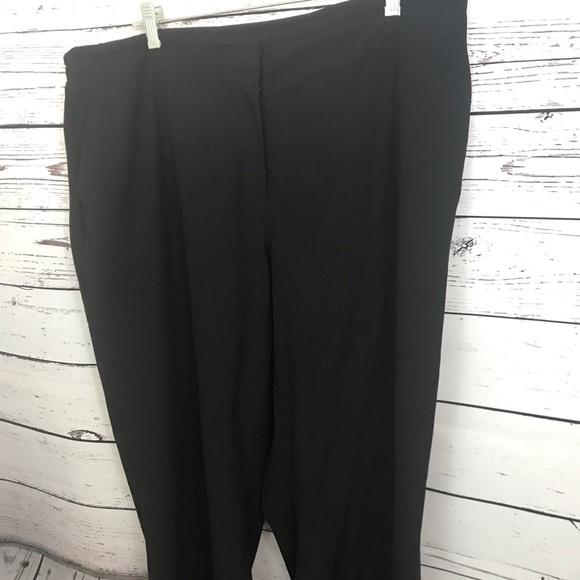 J Jill women's plus size 20w - dress slacks - work